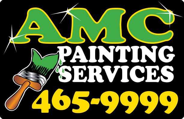 Painting company magnetic sign