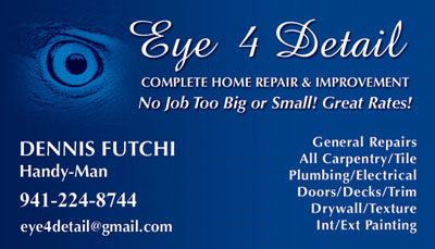 Business card design samples page 4 apple house press handyman business card design colourmoves