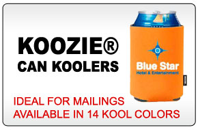 Koozie Can Colors
