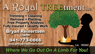 tree service business card sample - Tree Service Business Cards